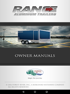 Rance Aluminum Trailer Kit- screenshot thumbnail