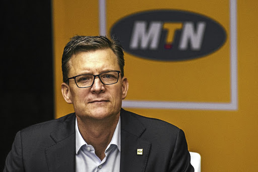 Rob Shuter's grand exit from MTN - Financial Mail