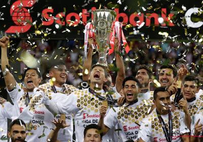 Chivas Guadalajara wint CONCACAF Champions League