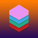 Tower builder game icon