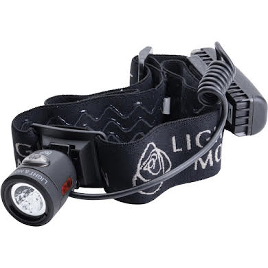 Light and Motion Vis 360 Pro Adventure Rechargeable Headlight and Taillight Set: Black