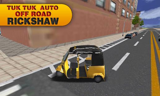 Tuk Tuk India Auto Rickshaw For Pc And Mac