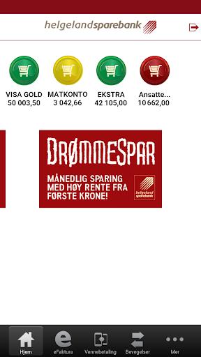 玩免費財經APP|下載Helgeland Sparebank app不用錢|硬是要APP