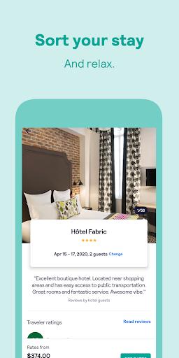 Skyscanner – cheap flights, hotels and car rental screenshot 7