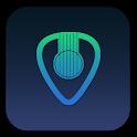 ChordApp - Kunci Gitar Lirik Offline, dan Tuner icon