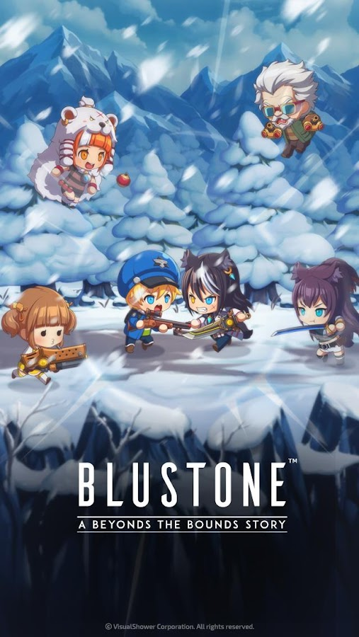 Blustone- screenshot