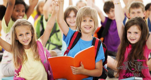 رشد کودک در زمان مدرسه