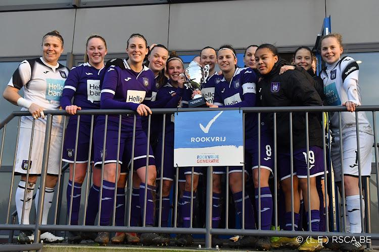 🎥 De beelden van de zege van vrouwen Anderlecht in de BeNe-Cup