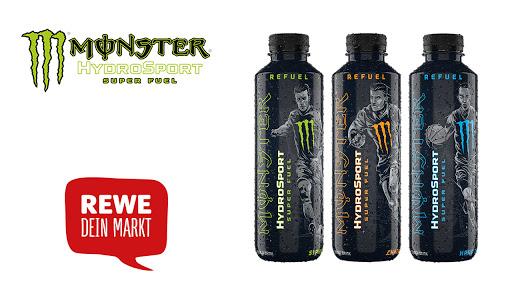 Bild für Cashback-Angebot: Monster® Hydro Sport Super Fuel - Monster