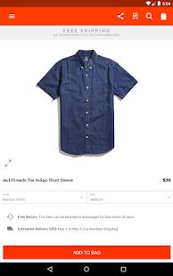 JackThreads: Shopping for Guys Screenshot 23