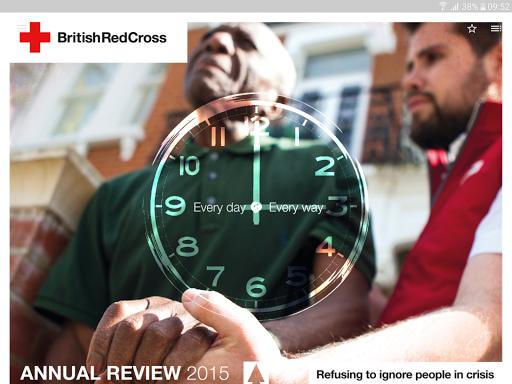 British Red Cross Publications  screenshots 5