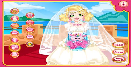 princess wedding dress up 1.0.0 screenshots 4
