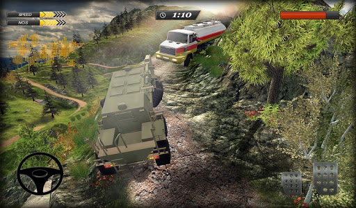 Extreme Offroad Transport Truck Driver: Hill Drive Games (apk) free download for Android/PC/Windows screenshot