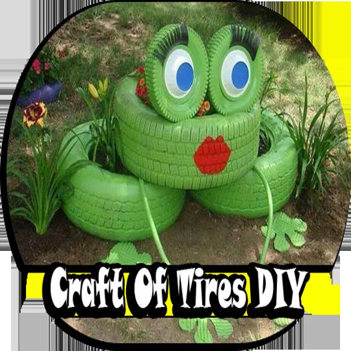 Craft Of Tires DIY
