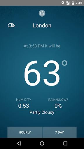 Weather4U