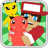 Pixelmon Craft GO : catch them all