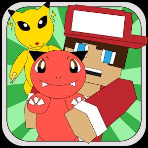 Pixelmon Craft GO : catch them all
