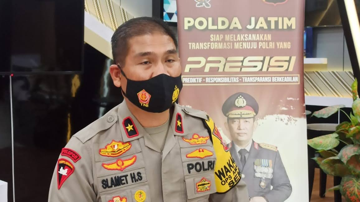 PPKM Mikro Diperpanjang, Wakapolda Jatim Minta Masyarakat Tetap Patuhi Prokes