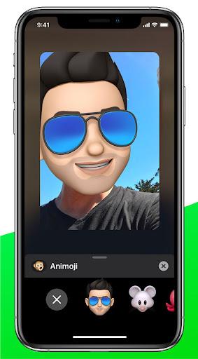 Chat FaceTime Calls & Messaging Video Calling tips screenshot 7
