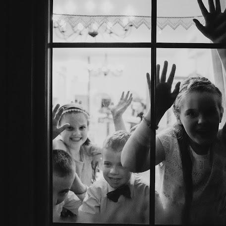 Wedding photographer Marcin Sosnicki (sosnicki). Photo of 09.10.2017