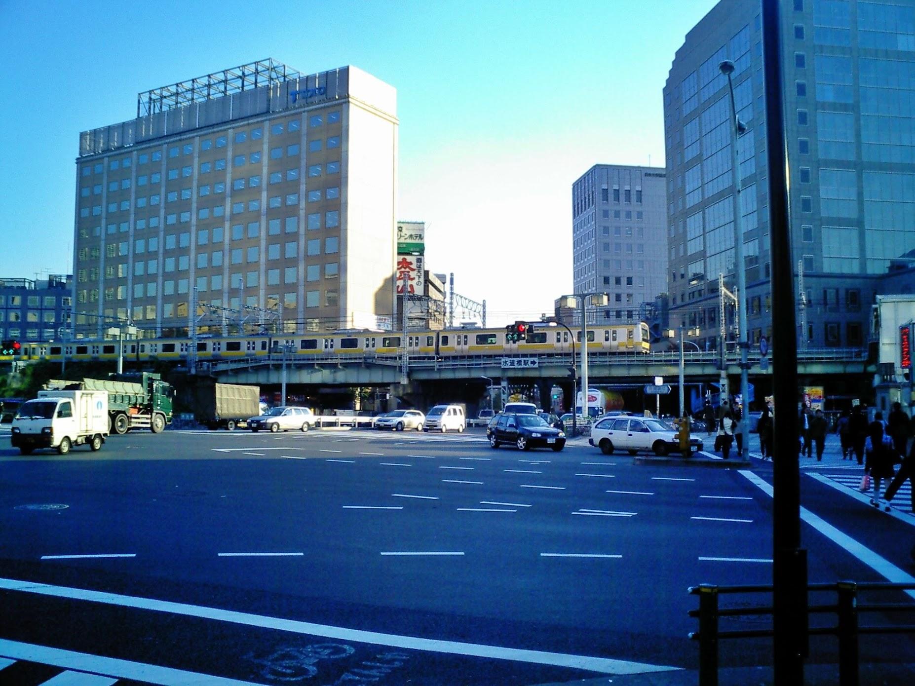 東京・水道橋