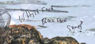 <p> June 23 2021&nbsp; &#39;White face, Black face. Same?&quot;</p>