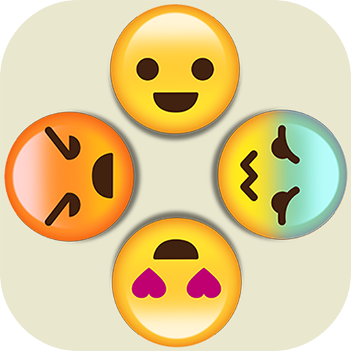 Emoji Circle Wheels Go Shrug Smiley Icon Spinner Apps En