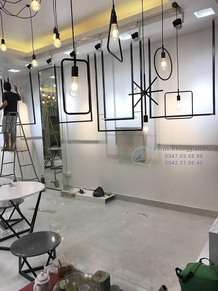 thi công shop thời trang đẹp tại Nam Định