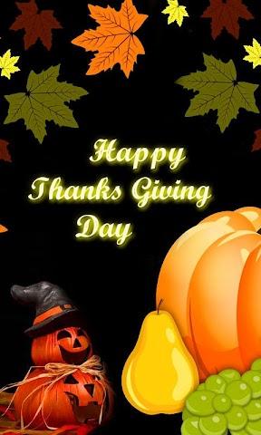 android Thanksgiving Day Wallpaper Screenshot 5