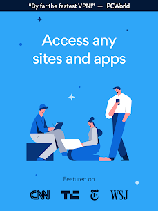 Hotspot Shield Free Mod Apk Download For Android 7.4.3 6