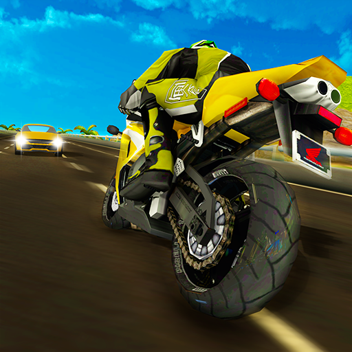 Traffic Racer Moto Bike Game 3D