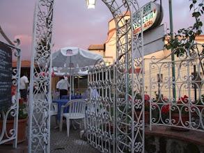 Photo: Darum hält sich der Tourismus hier in Grenzen, obwohl ich mich in der touristisch attraktivsten Region Italiens befinde: Neapel, Vesuv, Pompei, Capri, Sorrent, Positano, Amalfi u.v.m. – alles in bequemer Reichweite.