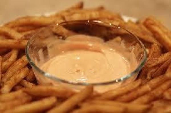 Utah Fry Sauce Recipe