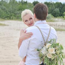Wedding photographer Kristina Gluschenko (KristinaKort). Photo of 21.06.2016
