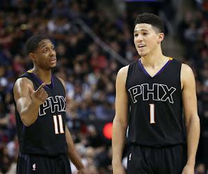 🎥 Phoenix wist scores van Mitchell uit en klopt Utah in verlenging, Durant maakt indruk bij terugkeer bij Brooklyn