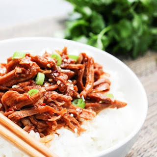 Sesame Pulled Pork