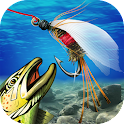 Trout Fly Fishing - Fly Tying icon