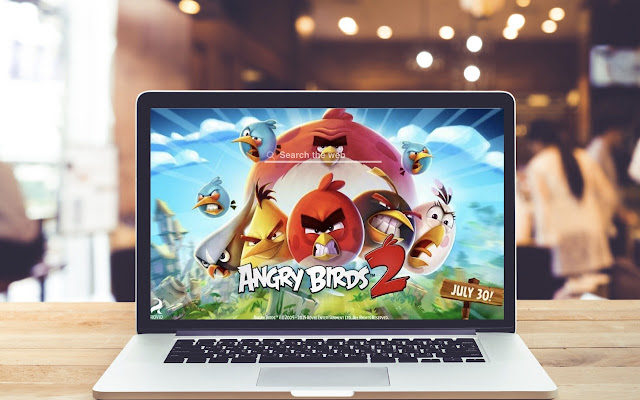 Angry Birds 2 HD Wallpapers Game Theme