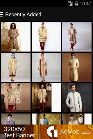 Latest Sherwani Designs 2015