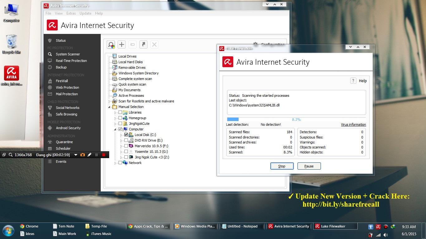 avira hbedv key 2014 free download