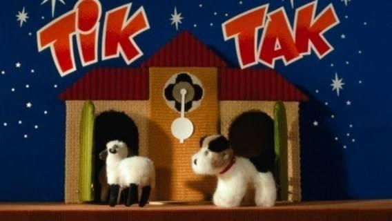Tik Tak muis zoekt een huis