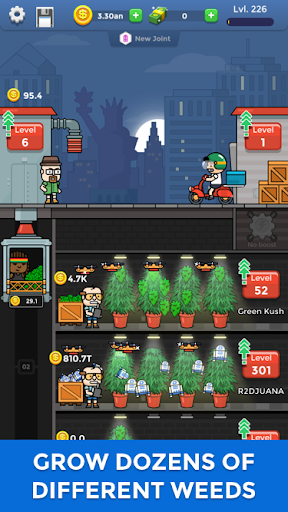 Weed Factory Idle ss2