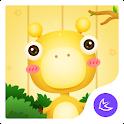 Jack deer-APUS Launcher theme icon