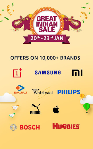Amazon India Online Shopping and Payments 18.2.0.300 screenshots 8