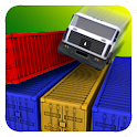 Container Truck 3D icon
