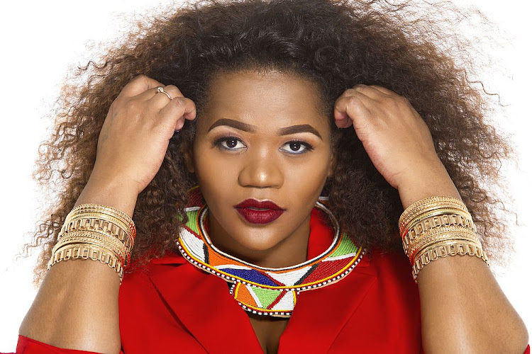 Busiswa Gqulu, who hails from the Eastern Cape, has released a 13-track album titled 'Highly Favoured'