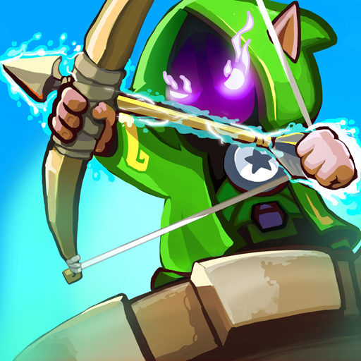 King Of Defense: Battle Frontier - APK MOD RACK - Dinheiro Infinito