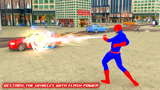 Light Speed hero: Crime Simulator: superhero games 3.1 screenshots 11
