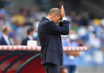 La Juventus piétine, Allegri assume
