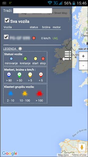 GPS Tragau010d  screenshots 8